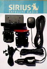 Sirius Satellite Radio Sportster, Starmate, Stratus Vehicle Kit Include UC8 Dock