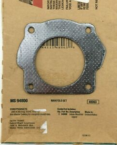 Fuel Injection Plenum Gasket Set Fel-Pro MS 92273-3