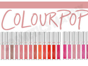 New Colour pop Ultra Matte Lip Gloss Liquid Lipsticks Shades Available 32g - <span itemprop=availableAtOrFrom>London, Middlesex, United Kingdom</span> - Returns accepted Most purchases from business sellers are protected by the Consumer Contract Regulations 2013 which give you the right to cancel the purchase within 14 days afte - London, Middlesex, United Kingdom