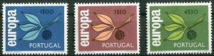 Portugal-CEPT-n-990-992-cachet-Europe-Michel-25-00-Neuf-sans-charniere