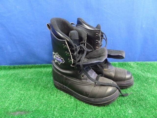 Gnu Vintage Pro Model Ski Snowboarding boots sz 11