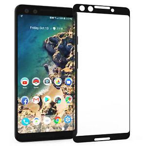Google-Pixel-3-Screen-Protector-Best-Tempered-Glass-Thin-100-Full-Protection