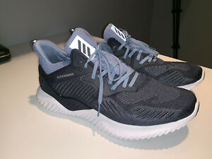 competitive price e94bd 22777 Image is loading Adidas-Alpha-Bounce-Beyond-Men-039-s-Size-