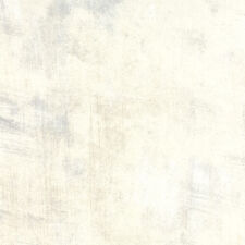 "Moda Basic Grey Grunge Creme 108"" Wide Quilt Backing Fabric By The Yard"
