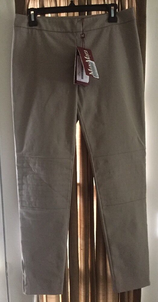 Max Mara Studio Pants Size 12 Retail   325