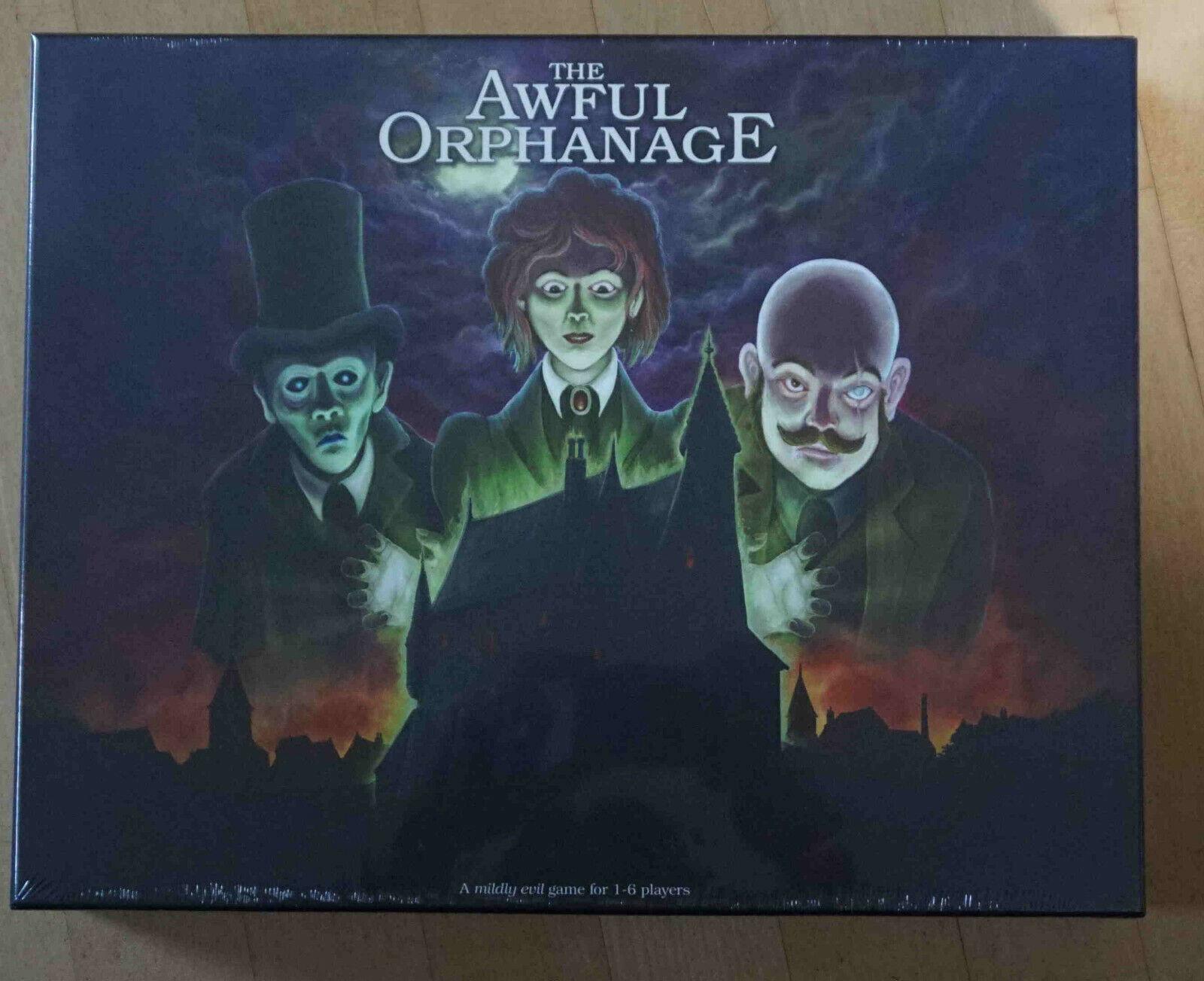 The Awful Orphanage BRANDNEU  KS exklusiv  englische Version