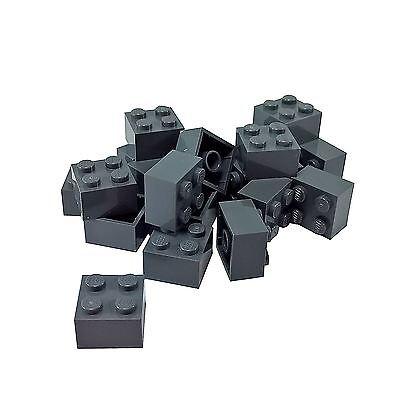 LEGO® Dark Bluish Gray Brick 2 x 2 Part No 3003