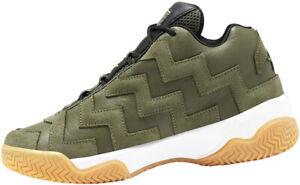 Converse VLTG MID Damen Sneaker Gr. 37,5 Freizeitschuhe Schuhe Leder Grün NEU