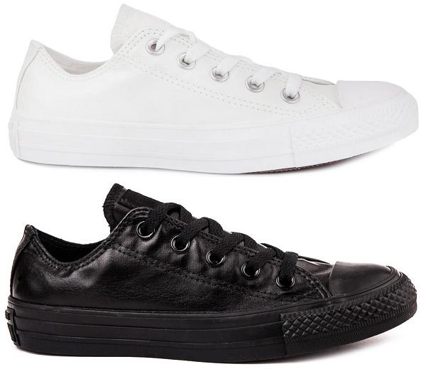 CONVERSE Chuck Taylor All Star Metallic scarpe da ginnastica scarpe donna Original All SIze