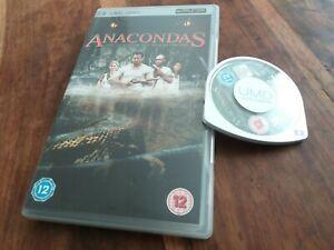 Anacondas-2004-UK-Sony-PSP-UMD-Film-VGC