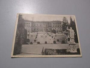 Carte Postale Vintage Firenza Palazzo Pitti Et Jardin Boboli Shipped