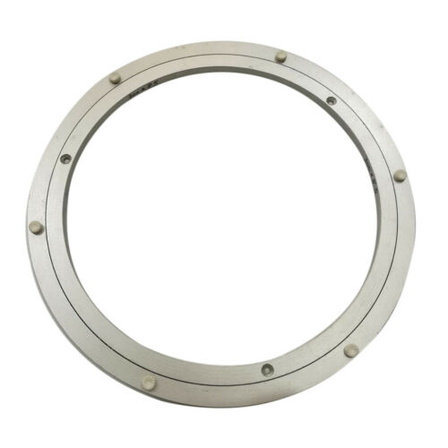 Round Rotating Turntable aus Aluminum Alloy for Lazy Susan Bearing Dining Table