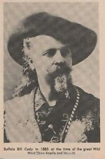 Battle of The Wild West Shows+Buffalo Bill, Doc Carver,Cody,Grant,He Crow