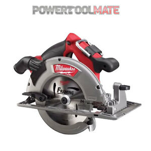 Milwaukee-M18CCS66-0-18v-Fuel-66mm-Brushless-Circular-Saw-Naked-Body-Only