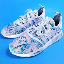 2019 Adidas Nmd R1 J Athletic Running Shoes Ef2300 Girls Youth 7