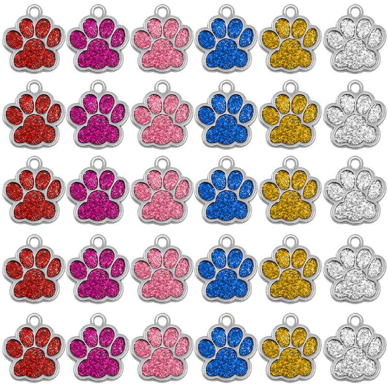 miglior prezzo Wholesale Dog Dog Dog ID Tag Disc Disk Personalized Multi Lot Blank Tags for Pets Cats  stanno facendo attività di sconto