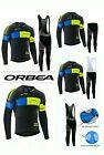 equipacion invierno orbea 2017 maillot culotte mtb ciclismo triatlon btt
