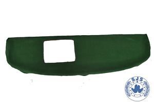 Hutablage für Mercedes W123 Coupe grün Neu
