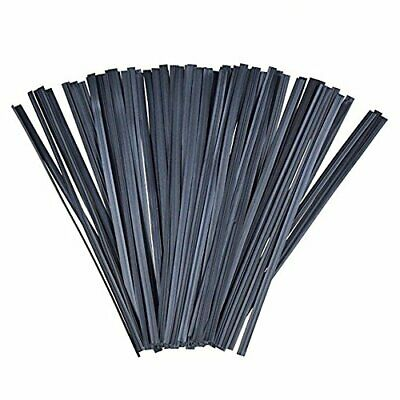 Kraft Twist Ties 1000Pcs Paper Ties for Party Cello Candy Bags Cake Pops
