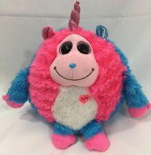 "e1051a934f3 item 1 TY Monstaz Delilah 12"" Beanie Boos Ballz 2013 With Sound Pink and  Blue Plush -TY Monstaz Delilah 12"" Beanie Boos Ballz 2013 With Sound Pink  and Blue ..."