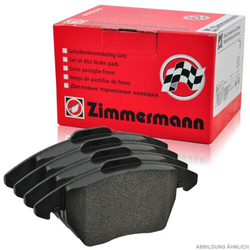 Zimmermann Bremsenset 312x28 Mercedes classe E w211 s211 CLS c219 320 cdi avant
