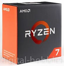 AMD Ryzen 7 1800X 3.6GHz 8-Core AM4 Boxed Processor YD180XBCAEWOF BRAND NEW