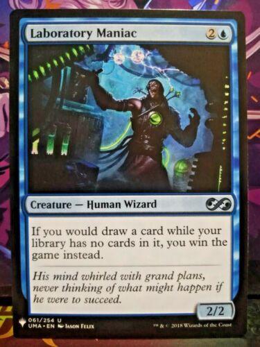 Laboratory Maniac Mystery Booster:Retail Edition Near Mint-Mint Magic MTG