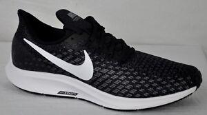 9c0dc8087d43 Nike Mens Air Zoom Pegasus 35 Shoes 942851 001 Black Gunsmk Oil Grey ...