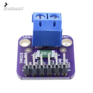 GY-219-INA219-I2C-Bi-directional-DC-Current-Power-Supply-Sensor-Module-Breakout