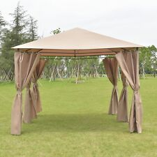 Rite Aid Home Design Double Awning Blue Canopy Gazebo Tailgating Sun