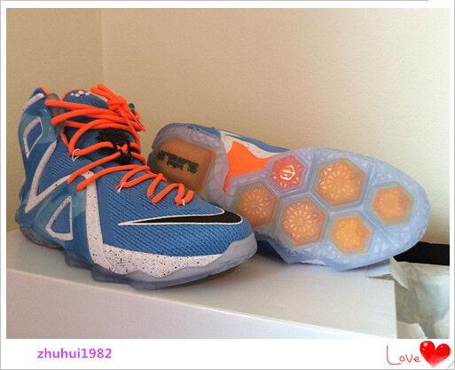 Nike lebron xii 9 elite männer größe 9 xii neue 946806