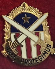 0064 Support Battalion Unit Crest The Life Blood Of The Army