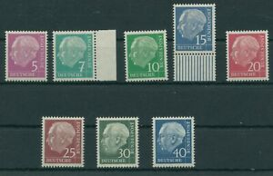 Germany-BRD-Federal-Mi-179-260-Y-Heus-Mint-MNH-Tested-More-See-Shop