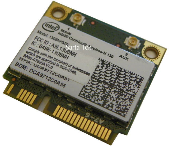 SAMSUNG INTEL CENTRINO WIRELESS N 130 DRIVERS FOR PC