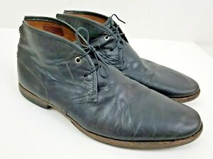 Nice Timberland Wodehouse Lost History Black Leather Chukka