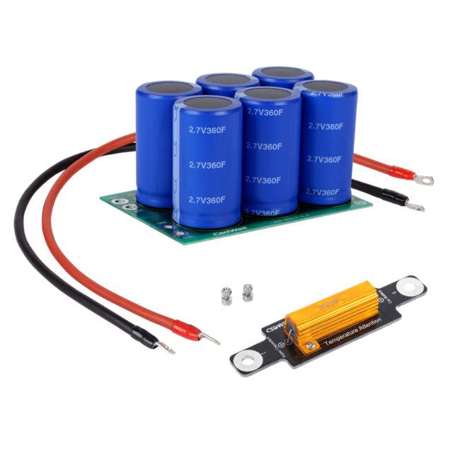 16v 60farad ultracapacitor supercapacitor module starting car audio rh ebay com