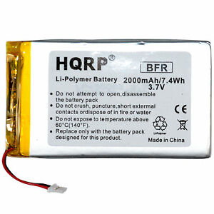 Details about 2000mAh Replacement Battery for RCA Voyager II 8GB 7-Inch  Touchscreen Tablet