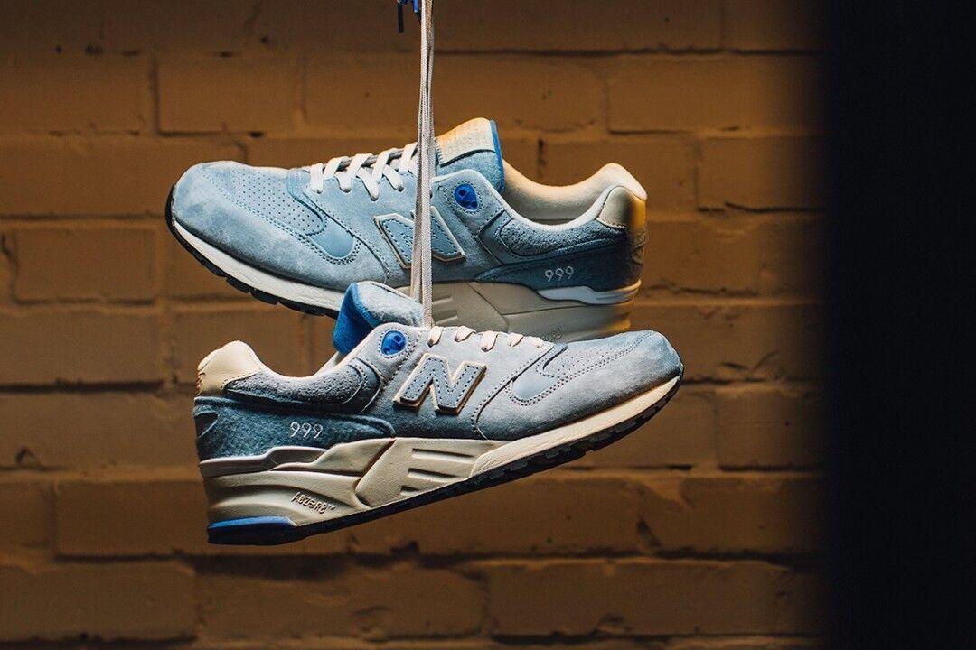 Nuevo En Caja Hombre NB NEW 2018 ML999MMV Azul Running NEW NB BALANCE Informal Zapatos e43118
