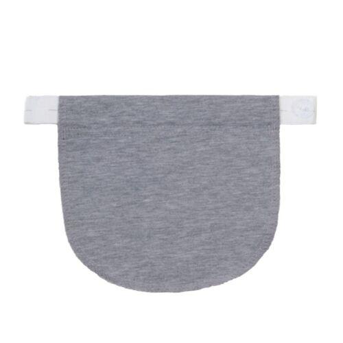 Maternity Pregnancy Adjustable Waist Jeans Trousers Band Belts Extender Elastic