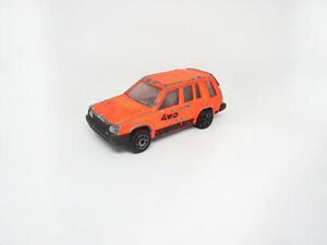 Vintage-Majorette-Toyota-4WD-Made-in-France-Diecast-1-55-Toy