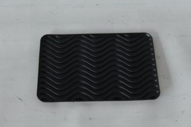 Saab Center Console Rubber Mat 12786968 9-3 93 OEM