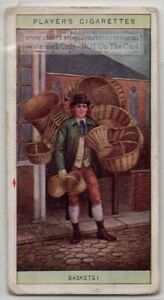 Hand-Made-Willow-Rush-Baskets-London-Street-Peddler-100-Y-0-Trade-Ad-Card