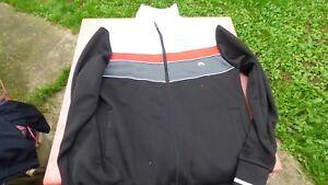 Vintage Veste Survetement L Ellesse BlancEbay Noir y76fYbgv