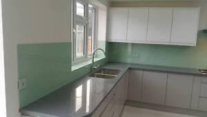 Dark Grey Quartz 5 Meter Kitchen Worktop Best Quality Guilford
