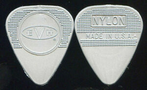 van halen 2008 promo guitar pick eddie van halen authorized merch ebay. Black Bedroom Furniture Sets. Home Design Ideas