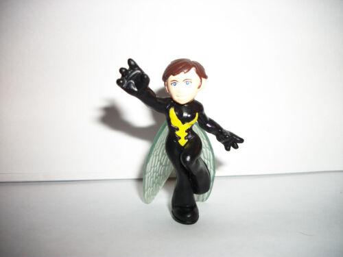 "Super Hero Squad Comic Book Figure 1-2/"" Marvel Wasp RARE"