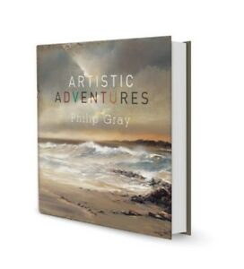 Artistic-Adventures-Open-Edition-Hardback-Book-by-Phillip-Gray
