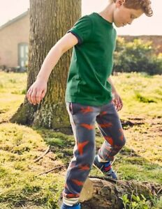 Mini-Boden-Printed-Joggers-Grey-Age-7-Years-DH171-GG-10