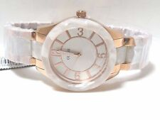 GUESS LADIES JETSETTER, MULTI FUNCTION ROSEGOLD WATCH, NEW/ TAGS/CASE, w0074l2