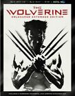 Wolverine 3d (unleashed Extended Edit 0024543876663 With Hugh Jackman Blu-ray